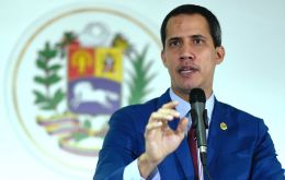 "In his message Guaidó reiterated that the opposition has a ""plan"" to materialize the road map he designated: to take Maduro out of power and call new elections"