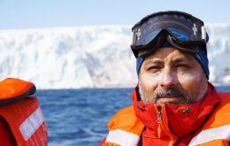 "Antarctica, a land of adventure without rulers, is ""like the heart of the Earth"", according to Marcelo Leppe, director of the Chilean Antarctic Institute."