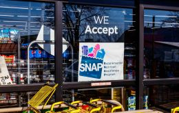 Trump has argued that many Americans receiving food stamps through the Supplemental Nutrition Assistance Program, SNAP, do not need it