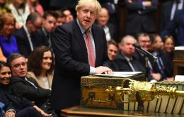 "The all-but-certain outcome in the House of Commons will help Johnson meet his winning campaign promise to ""get Brexit done"" at any cost on Jan 31."