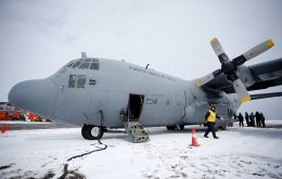 The airplane vanished on December 9 on its way to Antarctica was carrying 38 people on board, 17 crew members and 21 passengers.