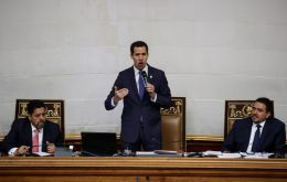 The National Assembly will vote on Jan 5 on whether to give a new term to Guaido, considered interim president by most Western and Latin American countries.