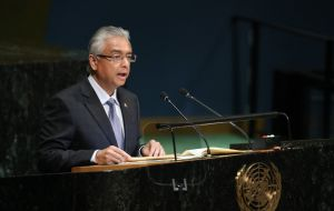 Mauritius Prime Minister, Pravind Jugnauth, told the BBC that he was exploring the possibility of bringing charges against British officials at the ICC