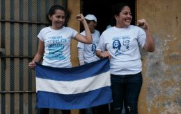 Nicaraguan President Daniel Ortega's government on Monday released 91 opposition prisoners held following a deadly crackdown on 2018 protests