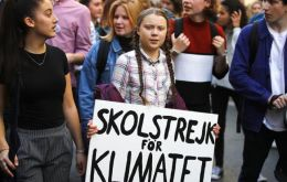 """Honestly, I don't think I would have said anything because obviously Trump is not listening to scientists and experts, so why would he listen to me?"", Thunberg said"