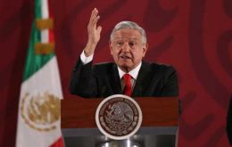 Lopez Obrador, who took office in December 2018, rose to power with pledges to root out corruption in Mexico