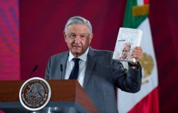 "Lopez Obrador expressed his solidarity with Assange and said he hoped the former hacker and activist is ""forgiven and released"" from prison."