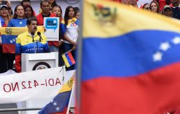 United States has not opposed past talks in Venezuela but had taken a hard line, saying they should only discuss the exit of authoritarian President Nicolas Maduro.