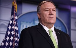 """President Trump and those of us in his national security team are re-establishing deterrence – real deterrence ‒ against the Islamic Republic of Iran,"" Pompeo said"