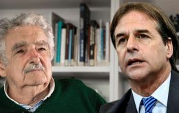 Mujica countered a proposal by president elect Lacalle Pou to invite 100.000 high income Argentines to become Uruguayan residents