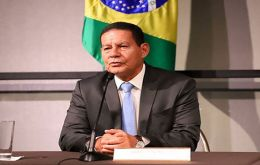 "The council will be led by Vice President Hamilton Mourao and will be tasked with coordinating the ""various actions in each ministry concerned with the protection, defense and sustainable development"
