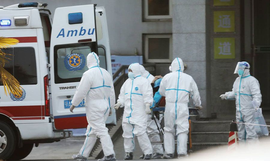 Coronavirus outbreak in China: WHO could declare global health emergency
