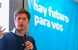 "Kicillof, Buenos Aires province governor, Argentina's largest and wealthiest said this month he was seeking ""temporary financial relief"" from holders of 2021 bond"