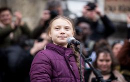 Mnuchin advised Thunberg, who has been bitterly critical of US policy during her stay at Davos, to study economics before giving out lessons