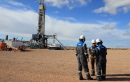 YPF, which is spearheading development of Argentina's giant Vaca Muerta shale play, said in a statement it issued the debt via three new debt instruments
