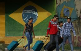 Of the 4.6 million Venezuelans who have fled the political and economic crisis in their country, almost 900,000 have crossed the border into Brazil since 2018