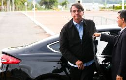 Bolsonaro, 64, was stabbed by an attacker on the campaign trail in 2018 and has repeatedly sought follow-up treatment for the injury and related issues.