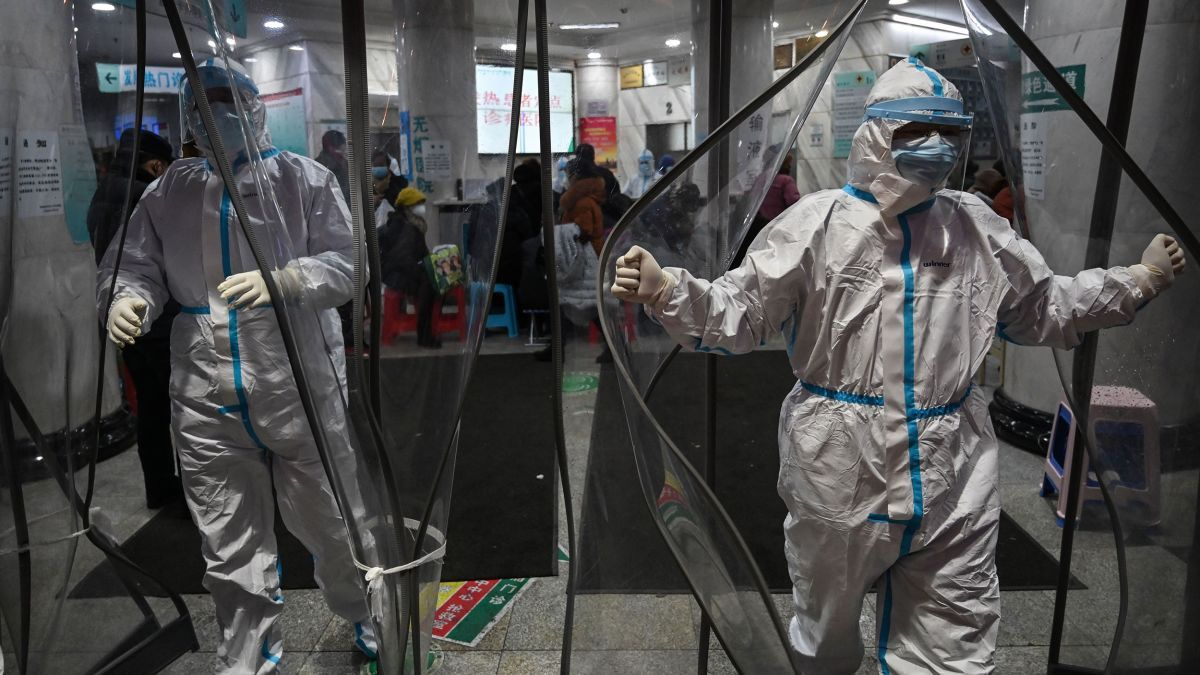 World Health Organization declares the coronavirus outbreak is an 'international emergency'