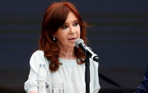 "Cristina Fernández continued to increase military collaboration, agreeing to a new US-built military outpost in the Chaco region, signing into law ""anti-terrorist"" and hosting a special US military tr"