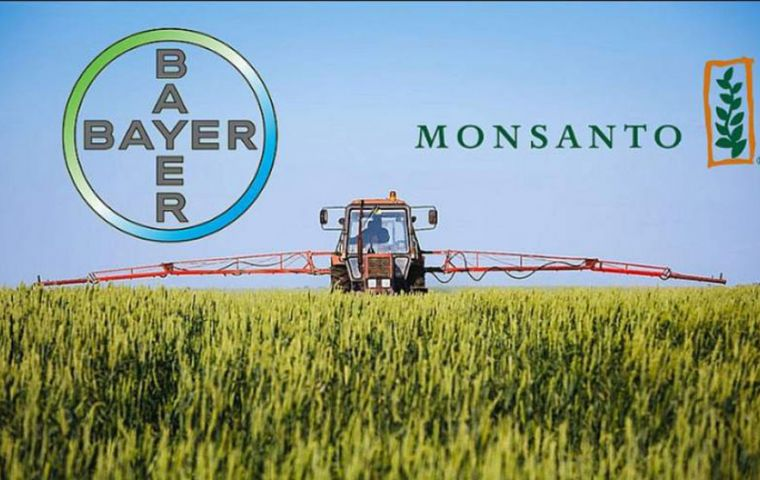 Bayer, which bought Roundup maker Monsanto for US$63 billion in 2018, welcomed the findings