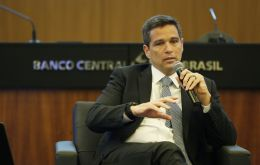 The bank's board, led by its President Roberto Campos Neto, lowered the Selic rate to 4.25%, as forecast by 35 of 45 economists.
