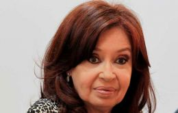 """No comments. We Argentines know how to read"", tweeted Cristina Fernandez, where she published some of IMF's charter articles in support of her argument"
