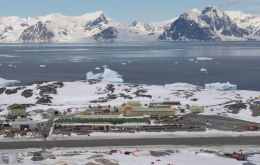 The Discovery Building is being delivered as part of The Antarctic Infrastructure Modernisation (AIM) Program to update and restore infrastructure at Rothera