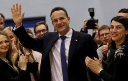 Varadkar tendered his resignation as taoiseach to President Michael Higgins after the first sitting of Ireland's lower house of parliament since the Feb 8 election