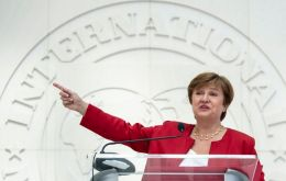 "Georgieva said she had a ""very fruitful exchange of views"" with Guzman about putting the country on a path to more sustainable and inclusive growth."
