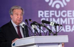 """The concerns of the peoples of the territories are varied, and it is our collective responsibility to amplify their voices,"" Antonio Guterres said at the session"