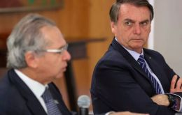 Brazilian media have reported that Bolsonaro is becoming increasingly frustrated with Guedes the more it looks like 2% growth this year might be in jeopardy.