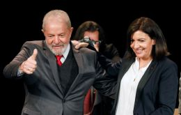 """Immense joy to give the Honorary Citizen title to Lula. Paris will always stand beside those whose rights are not respected,"" Hidalgo said on Twitter."
