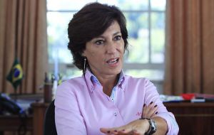 Another potential candidate, Maria Silvia Bastos, who chairs Goldman Sachs Group Inc.'s advisory board in Brazil