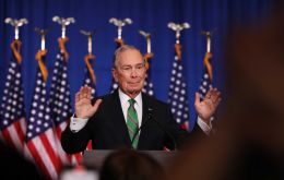 """A viable path to the nomination no longer exists,"" Bloomberg, 78, said in a statement"