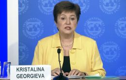 "The epidemic ""is no longer a regional issue, it is a global problem calling for global response,"" Georgieva told reporters."