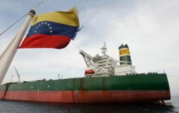 Libre Abordo has so far taken 6.2 million barrels of Venezuelan heavy crude for resale in international markets