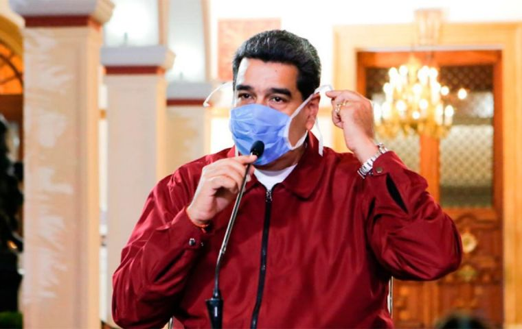 Maduro's appeal to an institution he has long vilified for help coping with the fallout from the new coronavirus came as a shock to friends and foes alike