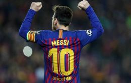 Messi's donation will be split between Hospital Clinic in Barcelona and another medical centre in his home country, according to a report in Marca.