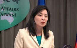 "Foreign Ministry spokeswoman Joanne Ou said WHO needs to ""continue to review and improve upon some unreasonable restrictions imposed on Taiwan based on political considerations"""
