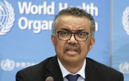 "WHO Director General Tedros Adhanom Ghebreyesus rejected ""racist slurs"" against him, which he said had originated in Taiwan."