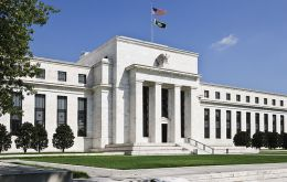 The Fed, in its move to soften the historic shutdown of the U.S. economy, pledged US$ 2.3 trillion to help local governments and to prop up small businesses