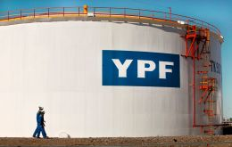 "YPF warned that the mandatory nationwide quarantine had already slashed fuel demand in Argentina and said there were ""difficult"" times ahead for the company."