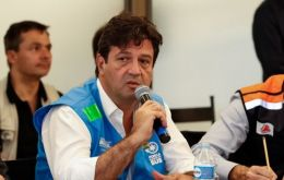 Luiz Henrique Mandetta, sacked health minister, had been advocating social distancing in line with WHO; the virus has claimed over 1,900 lives in Brazil