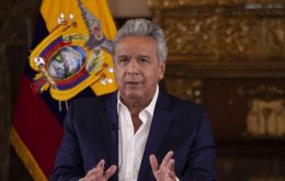 President Lenin Moreno administration has been seen taking the right actions but has been hit by the pandemic and plummeting crude prices