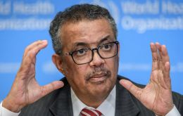 WHO chief Tedros Adhanom Ghebreyesus said there were no secrets, after being blasted by Trump for allegedly downplaying the initial Covid 19 outbreak in China