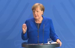 """I believe the more transparent China is about the origin story of the virus, the better it is for everyone in the world in order to learn from it,"" Merkel said"