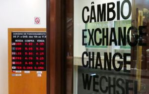 The news sparked jitters in the markets with Sao Paulo's stock exchange plunging more than 8% and the Real dropping to a record low of 5.7 against the US dollar.
