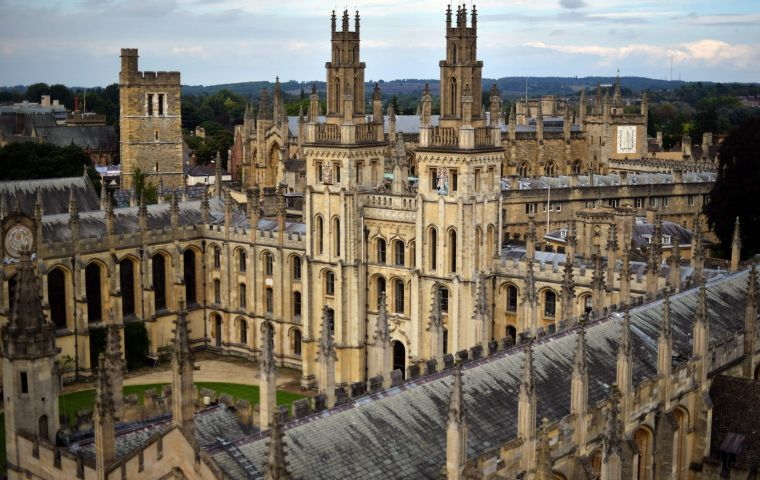 The national lockdown that forced universities to shut in late March has cost £790 million (US$990 million), according to representative body Universities UK (UKK).