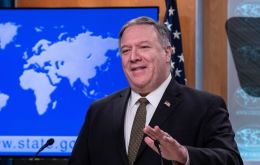 "Pompeo went further than Trump, citing ""significant"" and ""enormous"" evidence that the virus originated in a Wuhan lab"