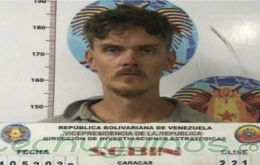 "Venezuelan authorities on Monday arrested Denman, another US citizen Airan Berry, and 11 other ""terrorists"" in what Maduro has called a failed plot"